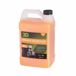 Sản phẩm tẩy rửa nội thất hương cam Orange Citrus Degreaser 1 Gallon (tẩy nỉ, nhựa, da, vinyl) | 109G01