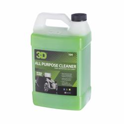 Sản phẩm làm sạch đa năng All Purpose Cleaner 1 Gallon (nội thất, ngoại thất, rửa máy, lốp, thảm, trần) | 104G01
