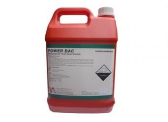 Hóa chất diệt khuẩn và làm sạch bồn cầu POWER BAC