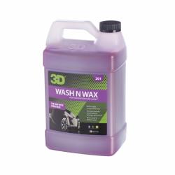 Nước rửa xe tăng cường độ bóng Wash N Wax 1 Gallon | 201G01