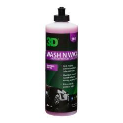 Nước rửa xe tăng cường độ bóng Wash N Wax 16 Oz | 201OZ16