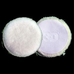 Phớt lông cừu trắng 5.1' | K-WW5