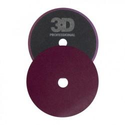 Phớt mút 5.5', màu tím đậm, bước 1 | K-55DP