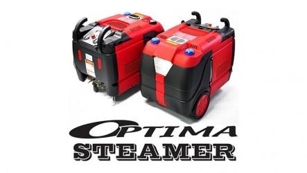 Uni Việt - Nhà phân phối máy rửa xe hơi nước nóng Optima Steamer độc quyền tại Việt Nam
