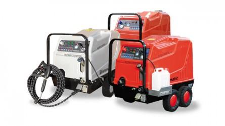 Tìm hiểu về dòng máy rửa xe hơi nước nóng Astra Steamer đến từ Italy