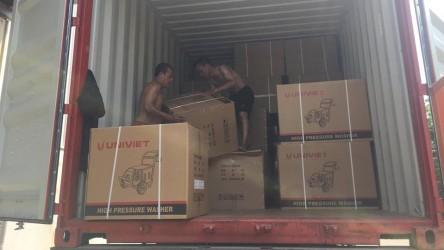 Uni Việt – Nhà phân phối máy rửa xe uy tín