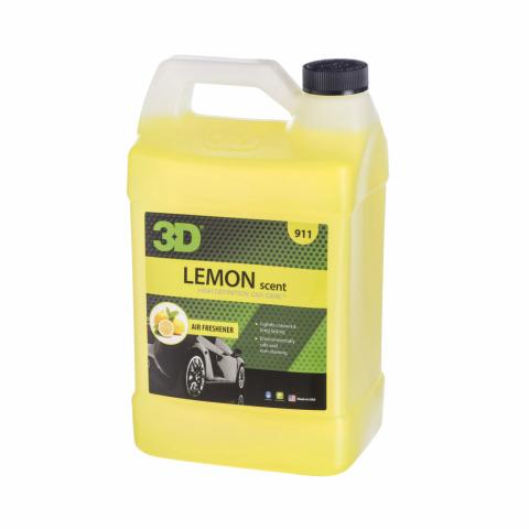 Khử mùi nội thất hương chanh Air Freshener Lemon 1 Gallon | 911G01LE
