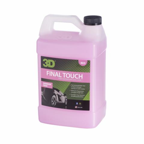 Sản phẩm vệ sinh bề mặt sơn Final Touch 1 Gallon | 403G01