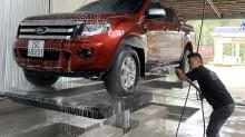 4 tiêu chí hàng đầu để chọn mua cầu nâng 1 trụ rửa xe an toàn và uy tín