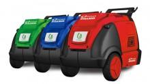 Bạn biết gì về máy rửa xe hơi nước nóng Optima Steamer của Hàn Quốc?