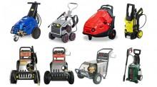 Các thương hiệu máy rửa xe cao áp phổ biến trên thị trường hiện nay