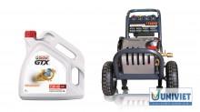 Chọn loại dầu nào để thay cho máy rửa xe cao áp?
