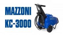 Giới thiệu Máy rửa xe cao áp Mazzoni KC3000 – Italy