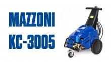 Giới thiệu Máy rửa xe cáo áp MAZZONI KC3005 – Italy