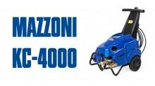 Giới thiệu máy rửa xe cao áp Mazzoni KC4000 – Italy