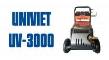 Giới thiệu Máy rửa xe cao áp UNIVIET UV-3000