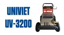 Giới thiệu Máy rửa xe cao áp UNIVIET UV-3200