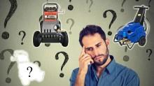Lựa chọn máy rửa xe nào cho trung tâm chăm sóc xe?