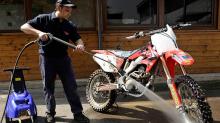Những loại máy rửa xe cao áp nào có chế độ tự ngắt motor?