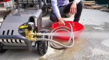 Những lỗi thường gặp của máy rửa xe cao áp và cách xử lý