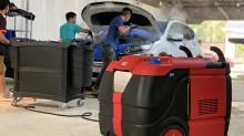 Những ưu điểm vượt trội của máy rửa xe hơi nước nóng bạn nên biết