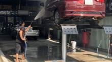 Nơi bán cầu nâng 1 trụ rửa xe giá rẻ tại Việt Nam