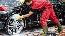 Trọn bộ thiết bị rửa xe ô tô chuyên nghiệp nên đầu tư